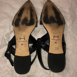 Marc Fisher Shoes - Mark Fisher Flats ( 8M )